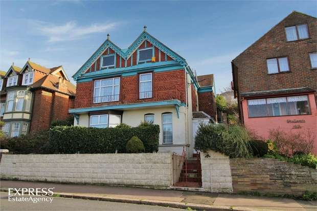 3 Bedrooms Detached House for sale in Milward Road, Hastings, East Sussex