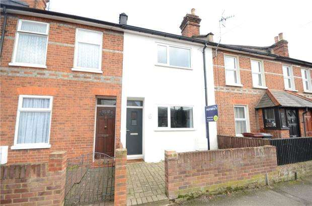 2 Bedrooms Terraced House for sale in Chester Street, Reading, Berkshire