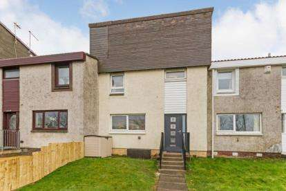 3 Bedrooms Terraced House for sale in Park Glade, Erskine, Renfrewshire