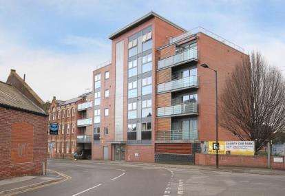 2 Bedrooms Flat for sale in City Walk, 1 Sylvester Street, Sheffield, South Yorkshire