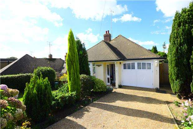2 Bedrooms Detached Bungalow for sale in The Highlands, BEXHILL, East Sussex, TN39 5HL