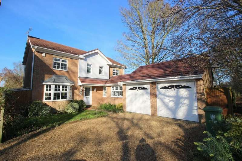 4 Bedrooms Detached House for sale in The Haven, Fulbourn