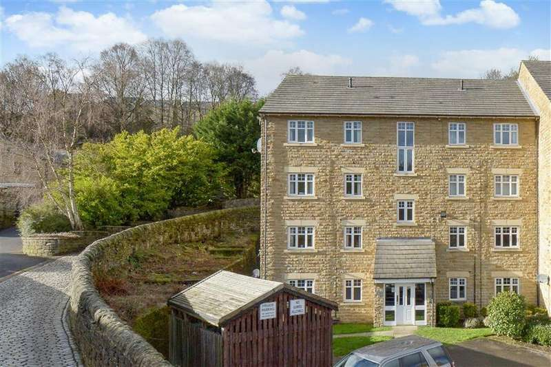2 Bedrooms Apartment Flat for sale in Silk Mill Chase (3rd Floor), Ripponden, Sowerby Bridge, HX6
