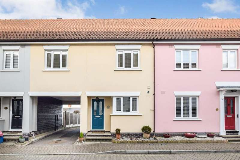 2 Bedrooms Terraced House for sale in Gate Street Mews, Maldon