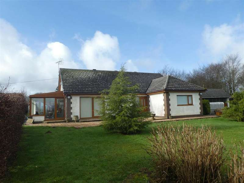 2 Bedrooms Smallholding Commercial for sale in Penuwch, Tregaron