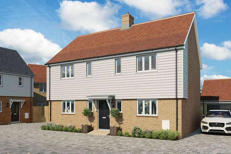 4 Bedrooms Detached House for sale in The Debden Tall Trees, Biggleswade Road, Potton, SG19