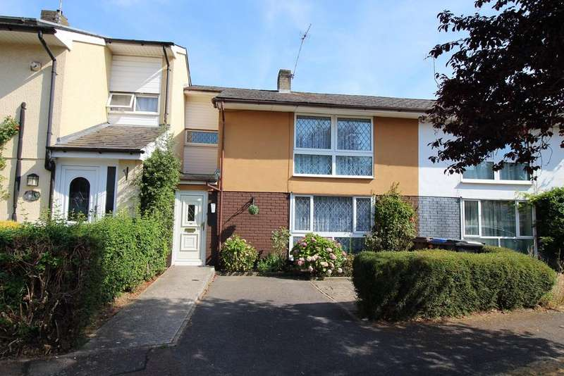 4 Bedrooms Terraced House for sale in Hare Lane, Hatfield, AL10