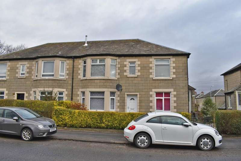 3 Bedrooms Flat for sale in 179 Glasgow Road, Dumbarton, G82 1DW