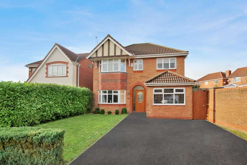 4 Bedrooms Detached House for sale in Mill Fold Gardens, Littleborough