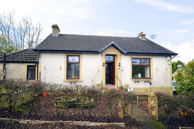3 Bedrooms Detached Villa House for sale in 28 Castleton Avenue, Glasgow, G64 2BG