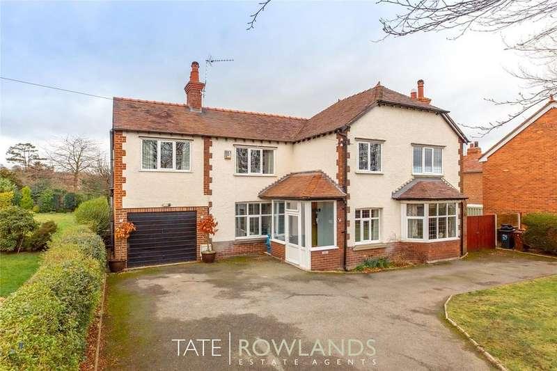 5 Bedrooms Detached House for sale in Gladstone Way, Hawarden, Deeside, Flintshire, CH5