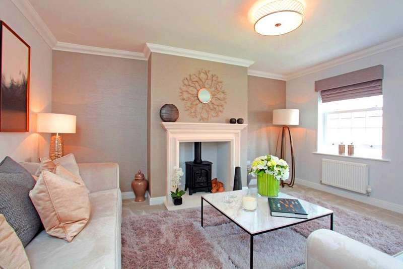 3 Bedrooms Terraced House for sale in North Road, Romsey, Hampshire, SO51