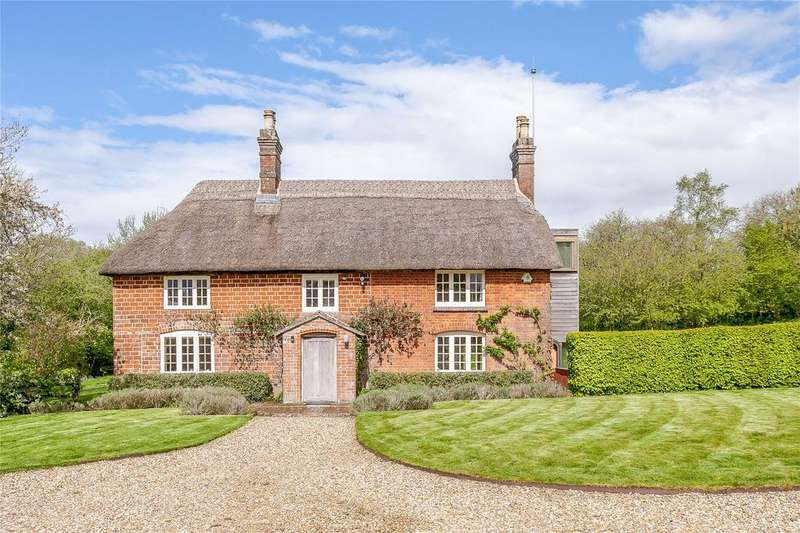 5 Bedrooms Detached House for sale in Great Bedwyn, Marlborough, Wiltshire