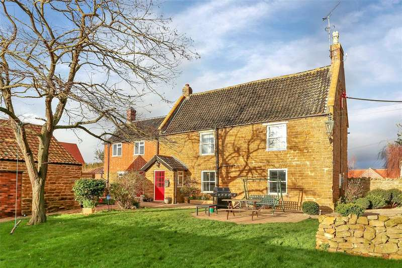 4 Bedrooms Detached House for sale in City Road, Stathern, Melton Mowbray