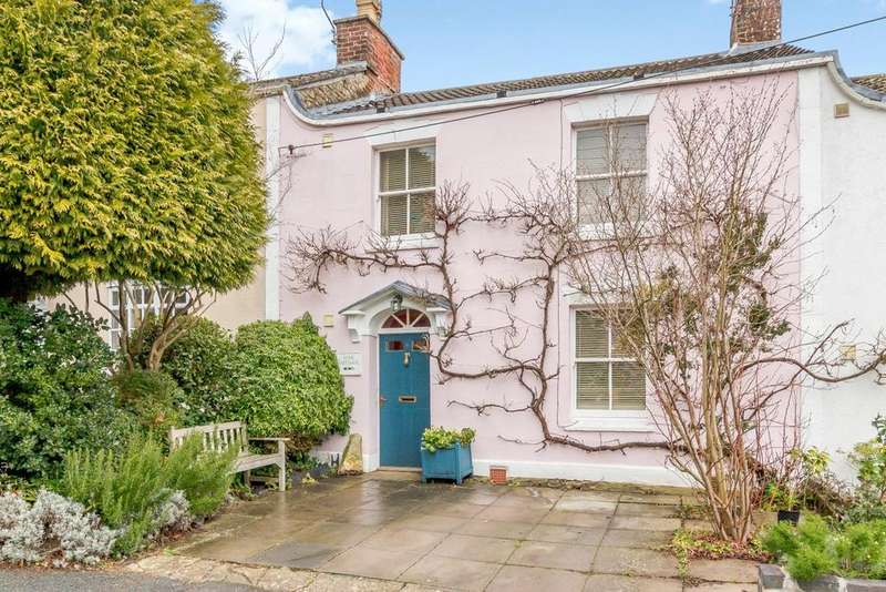 2 Bedrooms House for sale in Woodstock Terrace, Uley, Dursley, Gloucestershire, GL11