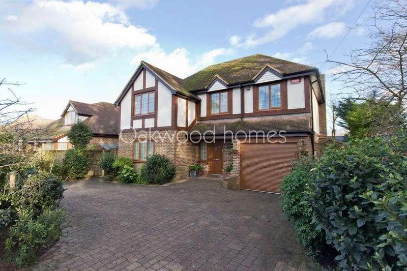 4 Bedrooms Detached House for sale in Birchington