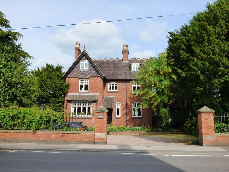 6 Bedrooms Detached House for sale in Church Street, Uttoxeter
