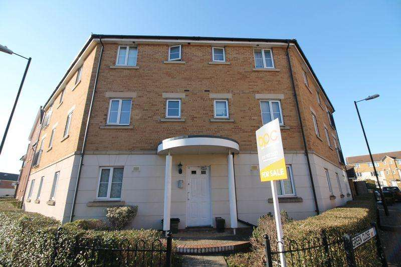 2 Bedrooms Flat for sale in Montreal Avenue, Horfield, BS7