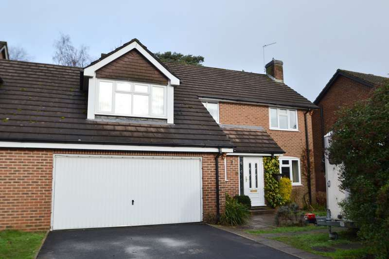 4 Bedrooms House for sale in Alderholt