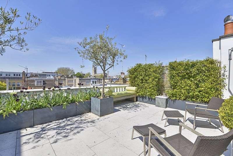 5 Bedrooms Terraced House for sale in Jubilee Place, Chelsea, London, SW3