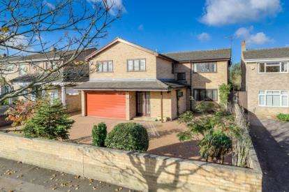 5 Bedrooms Detached House for sale in Putnoe Lane, Bedford, Bedfordshire