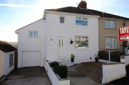 4 Bedrooms Semi Detached House for sale in Ellis Avenue, Bedminster Down, Bristol