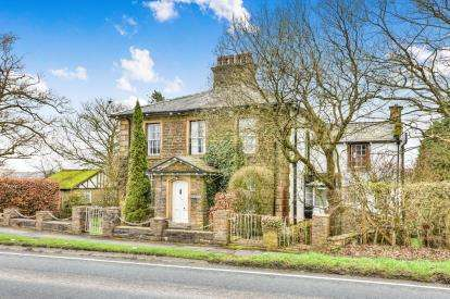 5 Bedrooms Detached House for sale in Barrowford Road, Fence, Burnley, Lancashire, BB12