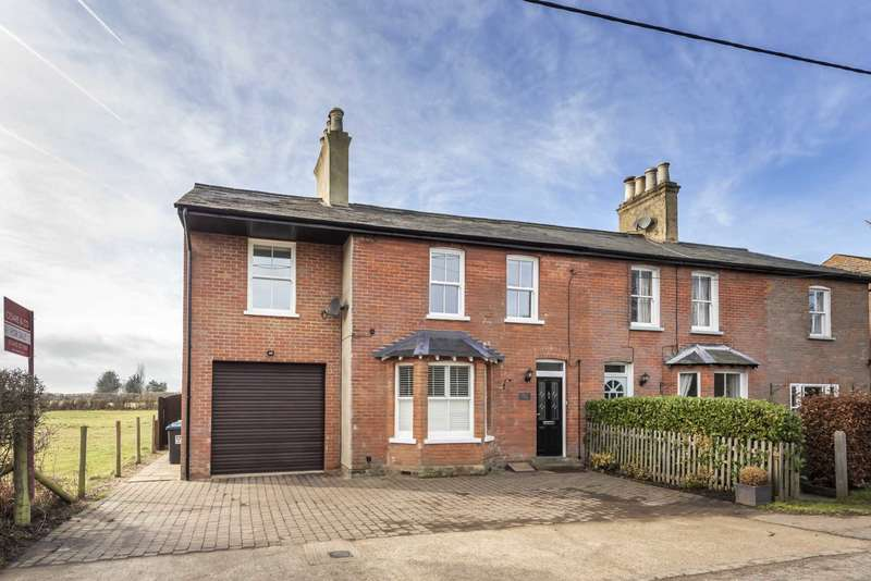 4 Bedrooms Semi Detached House for sale in Wigginton