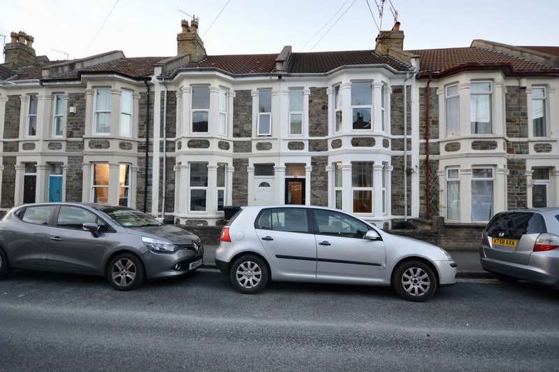 3 Bedrooms Terraced House for sale in Exeter Road, Bristol, Somerset, BS3