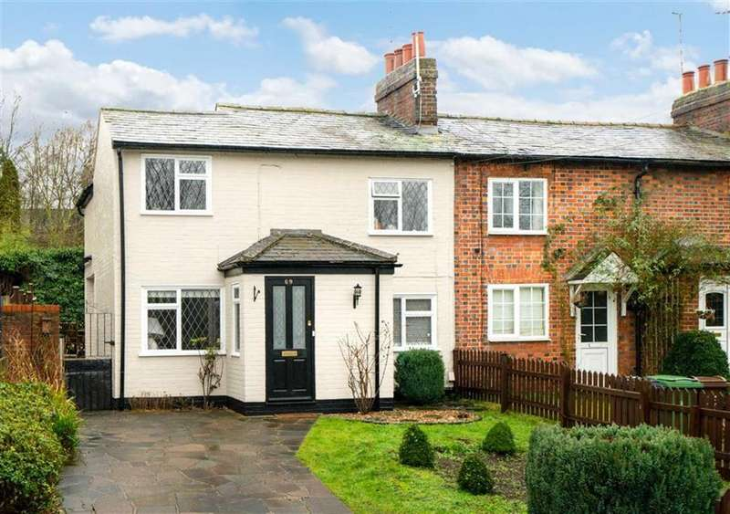 3 Bedrooms End Of Terrace House for sale in Coldharbour Lane, Harpenden, Hertfordshire