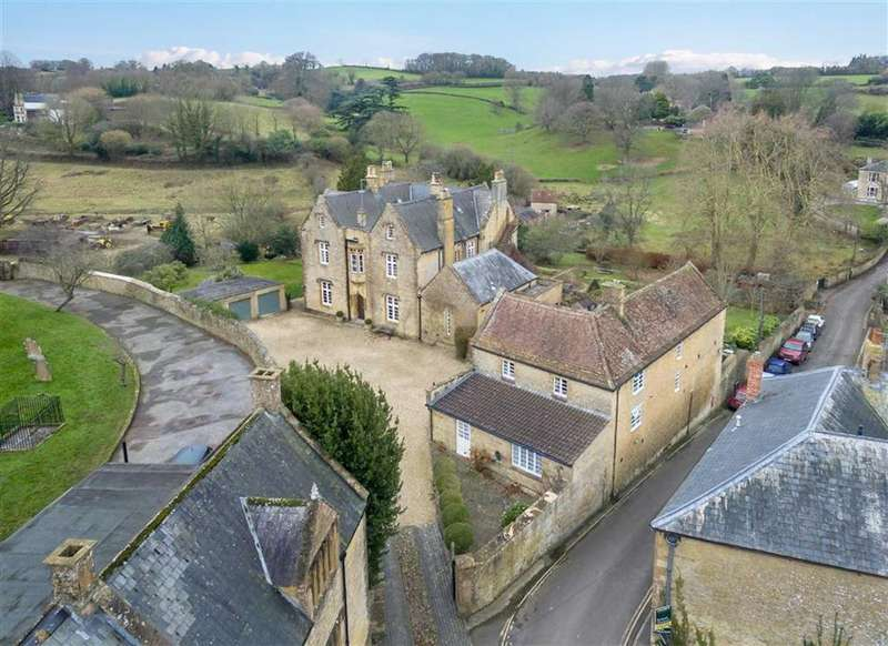 7 Bedrooms Detached House for sale in Abbey Street, Crewkerne, Somerset, TA18