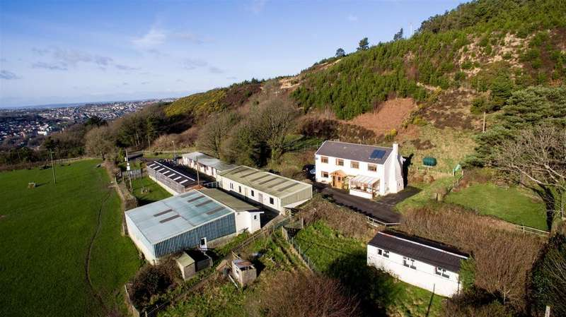 4 Bedrooms Detached House for sale in Danybeacon, Headland Rd, Kilvey Hill St Thomas, Swansea