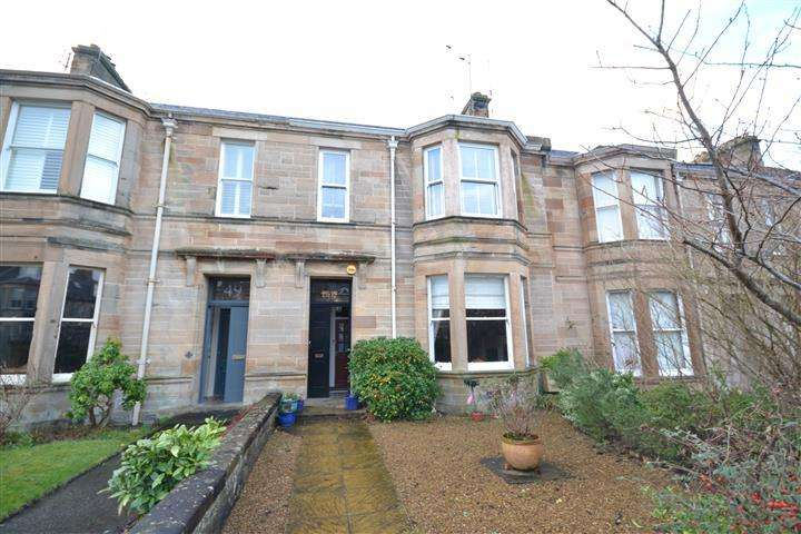 3 Bedrooms Apartment Flat for sale in 51A Bellevue Crescent, Ayr, KA7 2DP