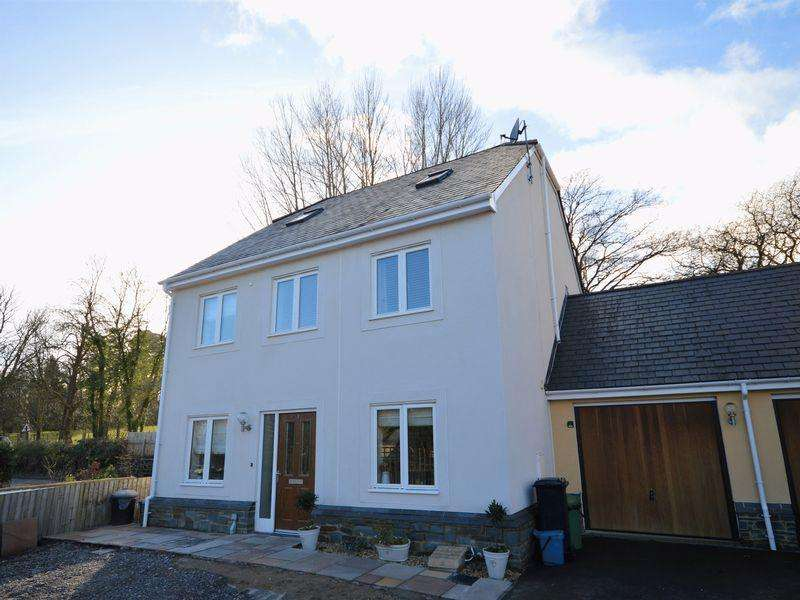 5 Bedrooms Detached House for sale in Coed Y Brenin, Llantilio Pertholey, Abergavenny