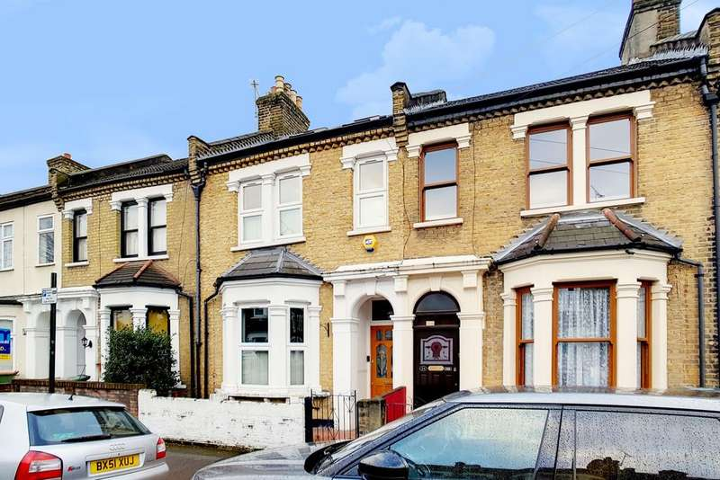 4 Bedrooms Terraced House for sale in Eleanor Road, Stratford