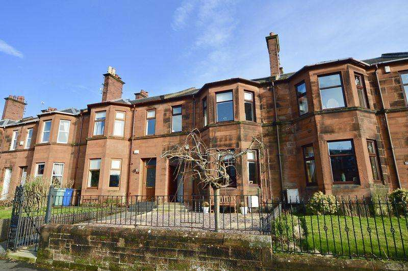 4 Bedrooms Terraced House for sale in Fothringham Road, Ayr