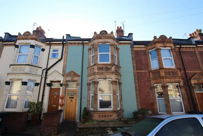 2 Bedrooms Terraced House for sale in Lena Street, Bristol