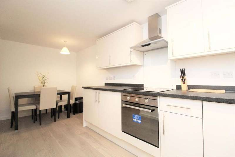 1 Bedroom Flat for sale in Albion House, Lime Street Bedford MK40