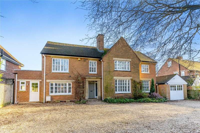 4 Bedrooms Detached House for sale in Christchurch Road, Cheltenham, Gloucestershire, GL50