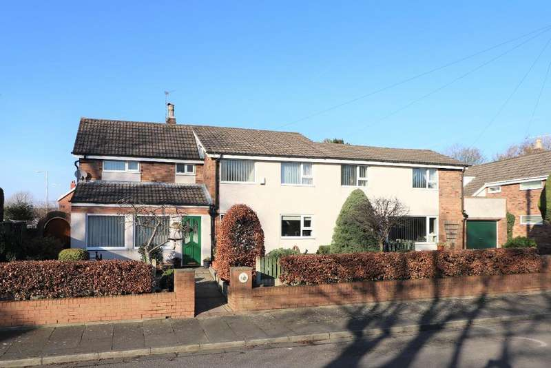 4 Bedrooms Detached House for sale in Ash Drive, Thornton, Thornton Cleveleys, Lancashire, FY5 4DF