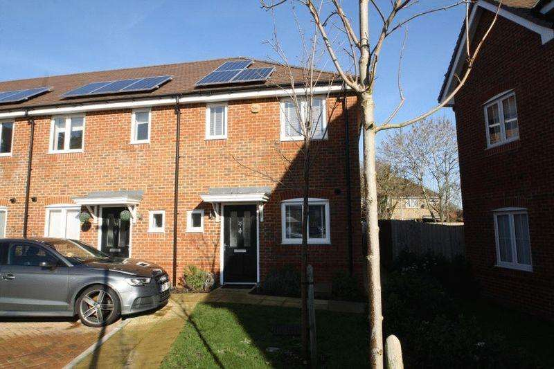 2 Bedrooms End Of Terrace House for sale in Kingswood Park, High Wycombe