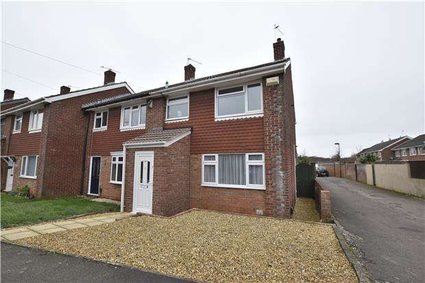 3 Bedrooms End Of Terrace House for sale in Tudor Close, Oldland Common, BS30 9ST