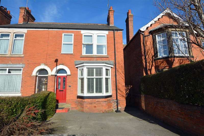 3 Bedrooms Semi Detached House for sale in Ashgate Road, Ashgate, Chesterfield, S40 4AN