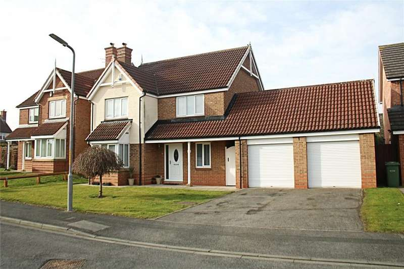 4 Bedrooms Detached House for sale in Springhill Grove, Ingleby Barwick