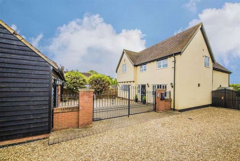 5 Bedrooms Detached House for sale in Church Street, Tempsford, Sandy