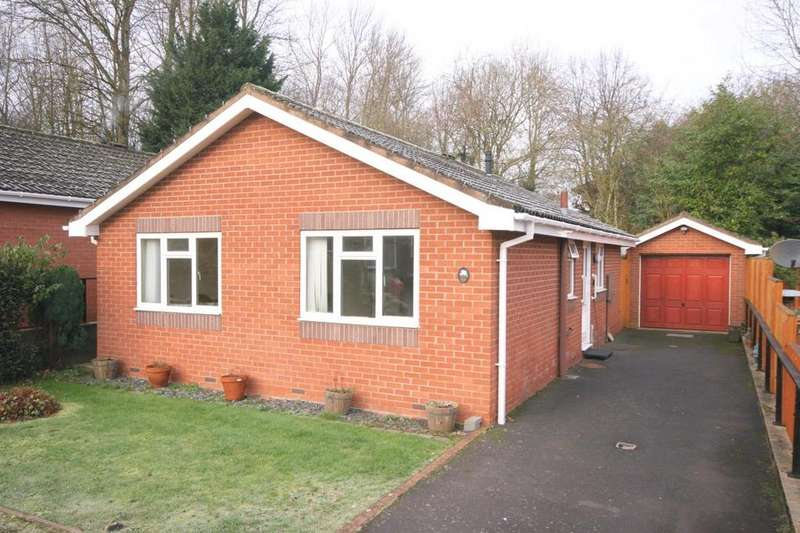 2 Bedrooms Bungalow for sale in Madebrook Close, Sutton Hill, Telford
