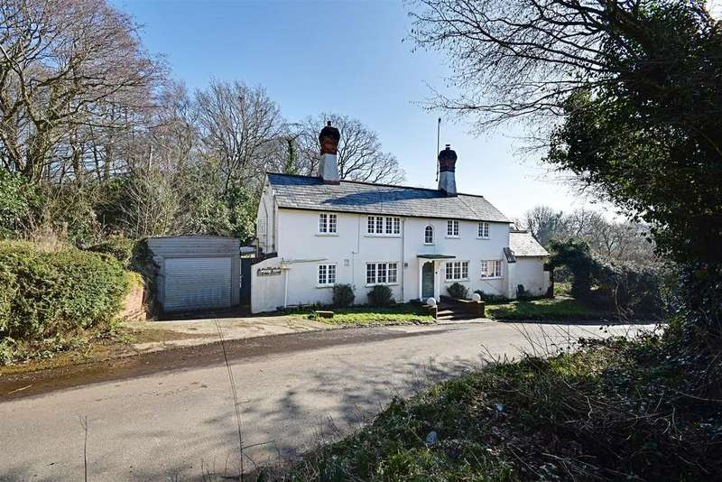 4 Bedrooms Detached House for sale in Potmans Lane, Catsfield, Battle
