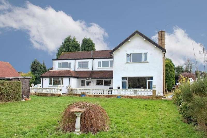 6 Bedrooms Detached House for sale in Bulkington, Bedworth, CV12