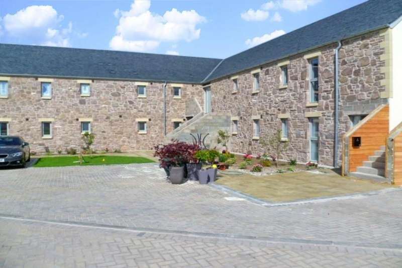 2 Bedrooms Apartment Flat for sale in Newton Of Buttergrass, Blackford