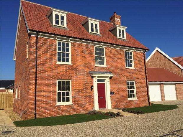 5 Bedrooms Detached House for sale in Oakley Park, Mulbarton